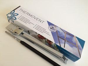 Автомат для проветривания теплицы