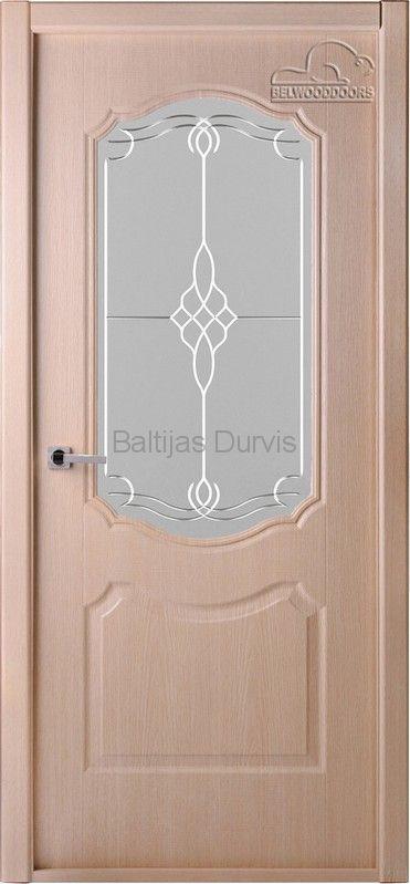 Межкомнатная дверь «Перфекта DO» Клён серебристый