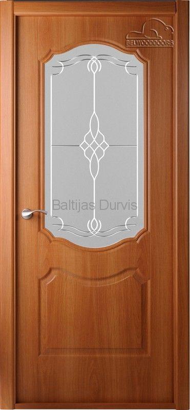Межкомнатная дверь «Перфекта DO» Орех миланский