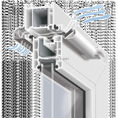 Система вентиляции Ventair II
