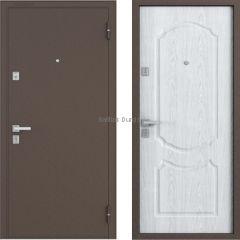 Metāla durvis ar MDF