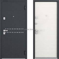 Metāla durvis ar MDF BULDOORS 43
