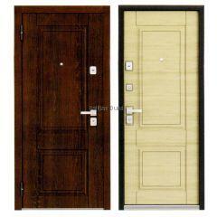 Metāla durvis ar MDF BULDOORS 45