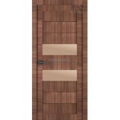 Межкомнатная дверь «Мадрид 01» Noce